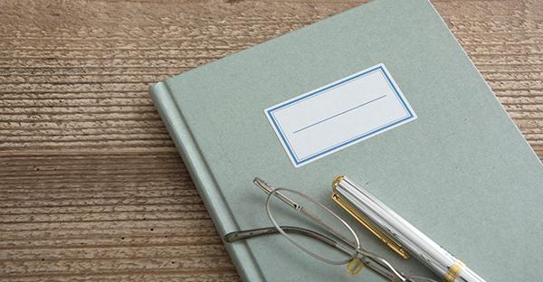 エンディングノート。自分で書く時に必要な項目