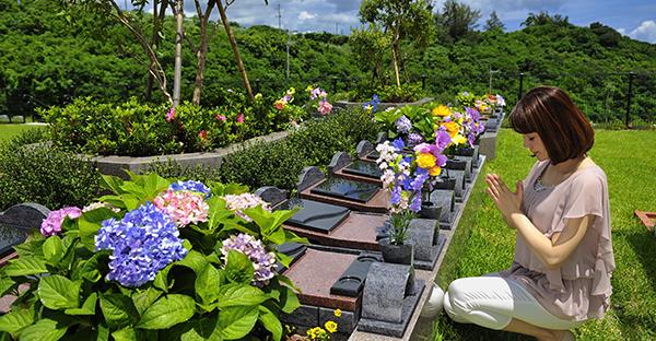 沖縄のお墓に入るなら。一度考えたい、最期の棲家