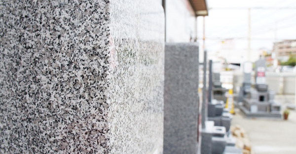 沖縄のお墓を長持ちさせる。適切な石材を考える
