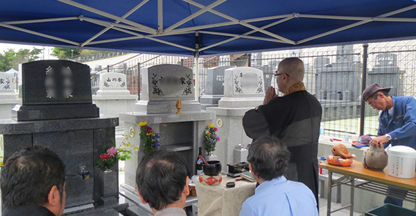 沖縄の納骨式。本州出身の施主が理解する5つの基礎知識