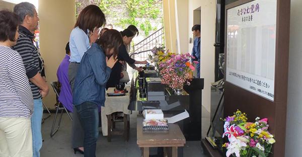 沖縄での納骨堂、お参りマナー。お墓とは違う、配慮とは