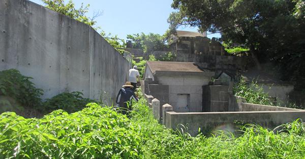 沖縄のお墓、門中墓。全国的なお墓との5つの違い