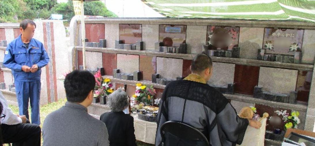 沖縄の霊園でお墓参り☆集合墓でのお参りマニュアル