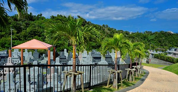 沖縄の霊園でお墓を選ぶ。快適にお参りできるスタイル
