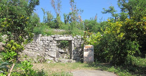宮古のお墓で歴史を探る。四島の主墓の「主」は誰?