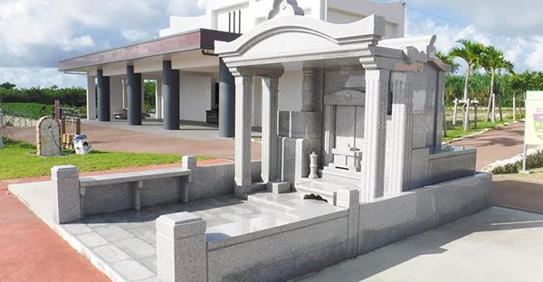 【沖縄のお墓】沖縄で最も人気、「破風墓」の豆知識