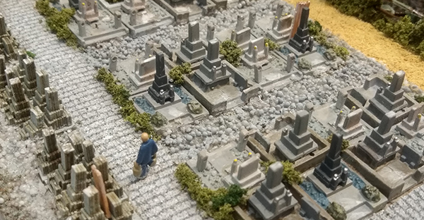 さまざまな墓地の種類。見学してビックリ!5つのスタイル