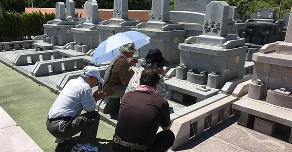 沖縄の通夜に行う「ヌジファ」。儀礼に見る霊魂への信仰
