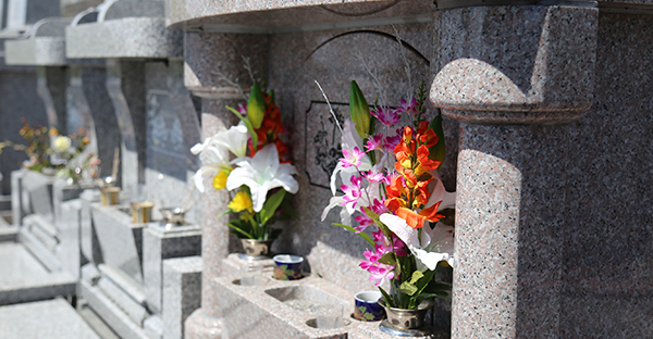 沖縄のお墓、基本の造り☆ヒジャイガミやジンクラとは