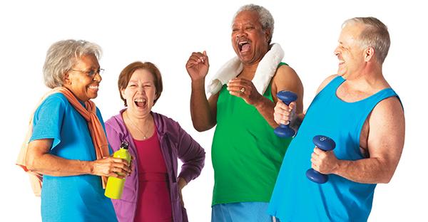 老後の健康維持に役立つ運動☆脳や体を元気に保つポイント
