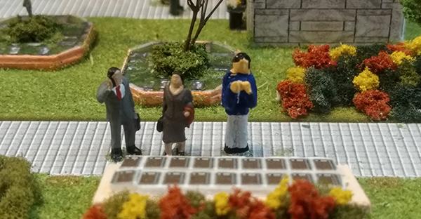 ハチナンカの拝み方①。お墓参りで案内するグイスとは