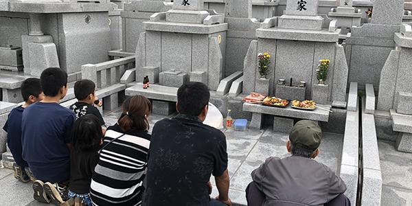 沖縄での納骨の仕方。地域ならではの5つの習わし